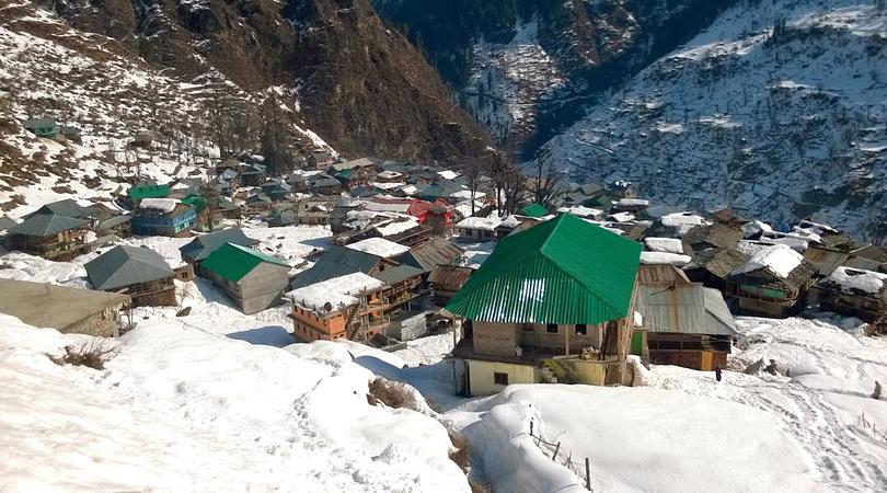 tosh-village-india