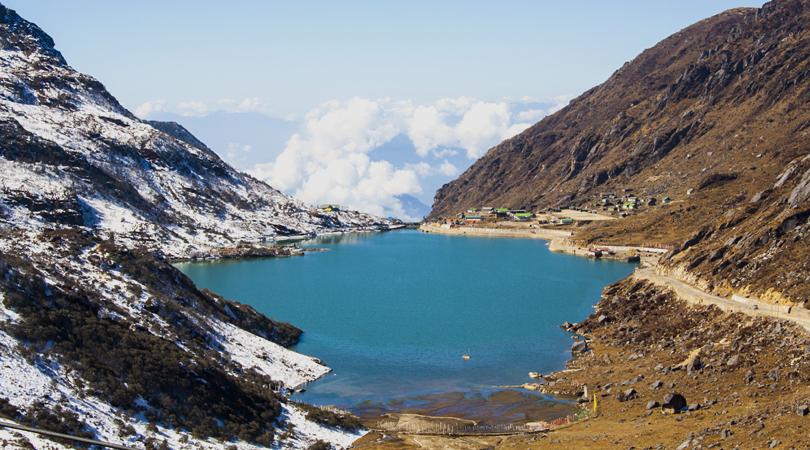 tsomgo-lake-india