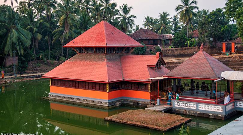 ananthapura lake temple india