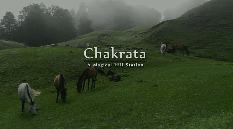 Chakrata Hill Station in Dehradun-india