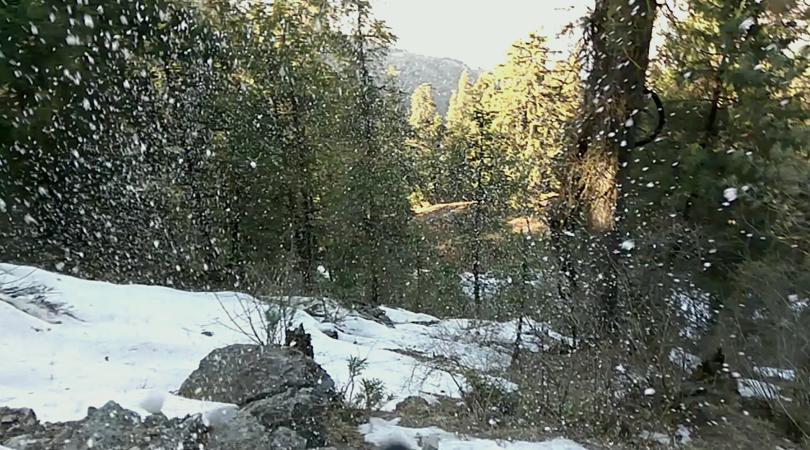 chakrata-snowfall-india
