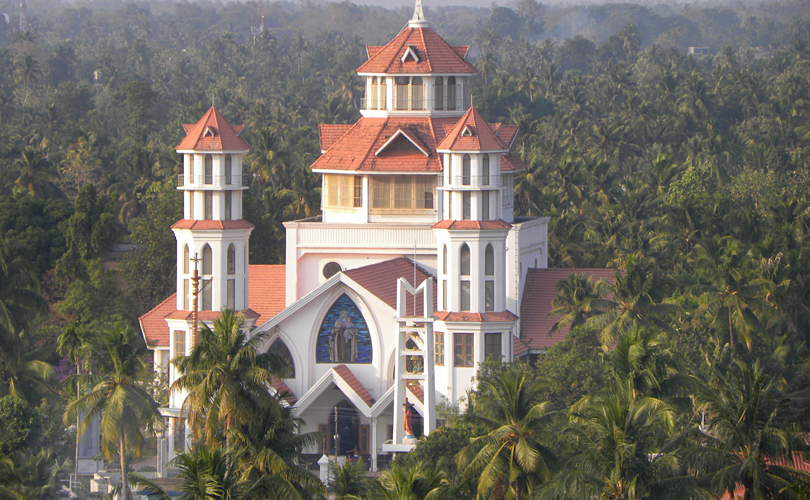 church in kozhikode india