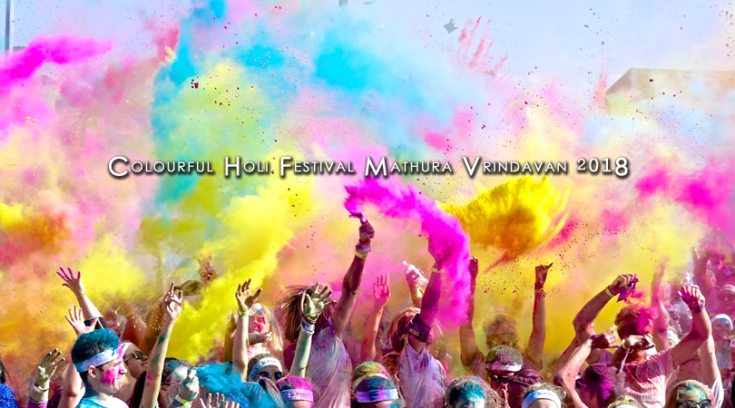 colourful-holi-festival -mathura-vrindavan-2018