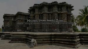 halebidu-town-karnataka-india