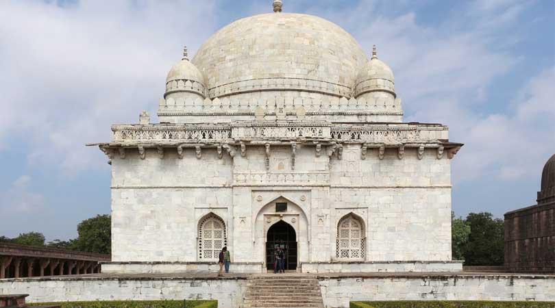 hoshang-shah-tomb