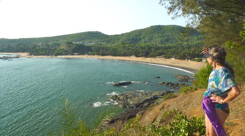 om-beach-india
