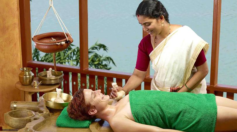 spa kadavu resort in kozhikode india