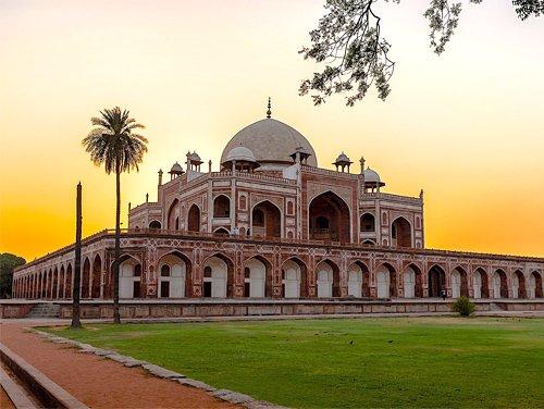 pushkar-camel-fair-humayun-tomb