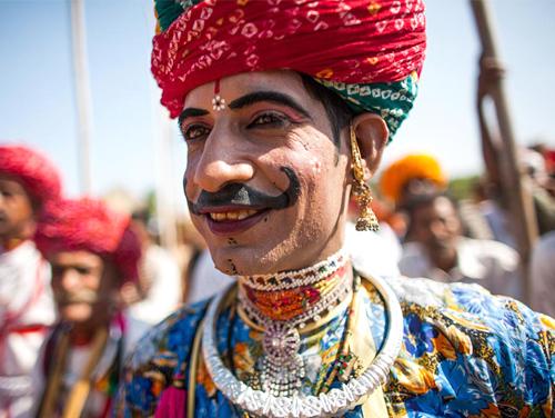 pushkar camel fair 2018