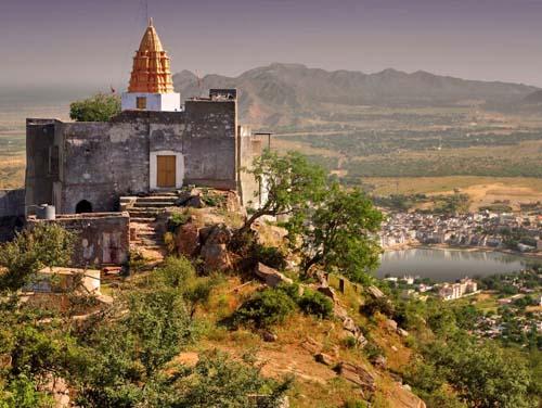 savitri-Temple-pushkar