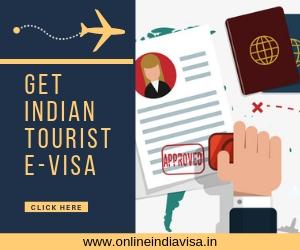 Get indian tourist e-visa