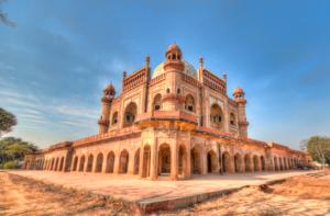 humayun-tomb-delhi-agra-varanasi-tour