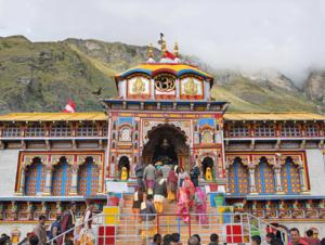 Char Dham Yatra badrinath