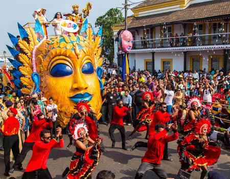viva goa carnival festival
