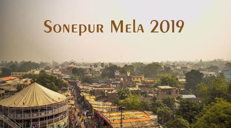 Sonepur Mela 2019 Bihar
