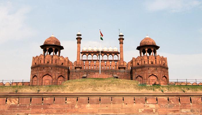 Lal-kila-Delhi