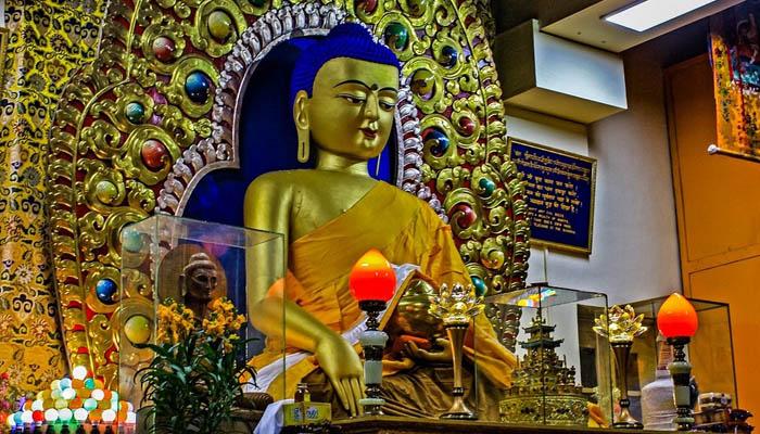 Dharamshala dalai lama temple