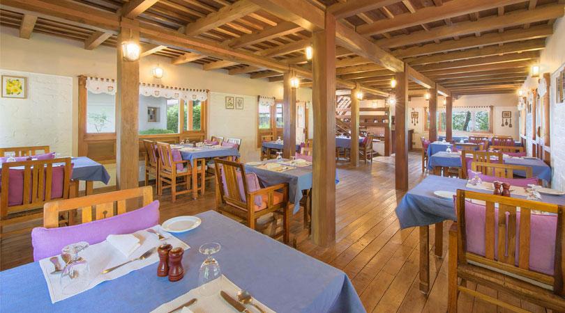 Windermere Estate dining