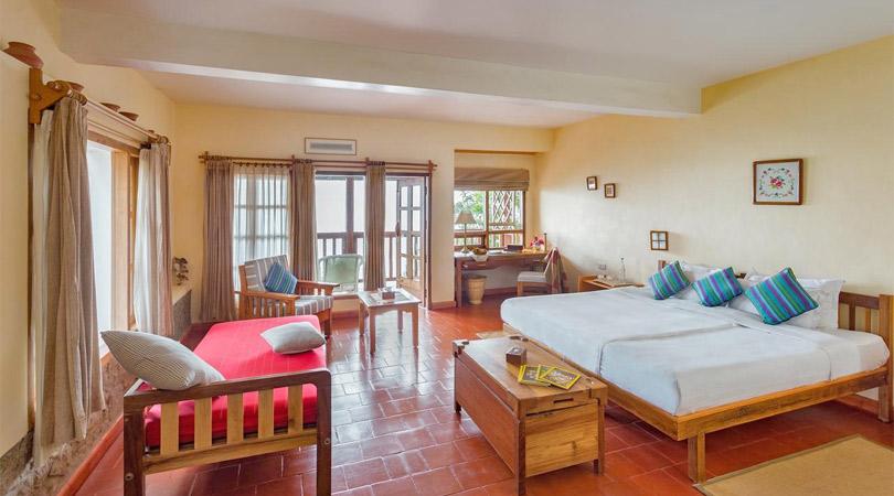 Windermere Estate living rooms