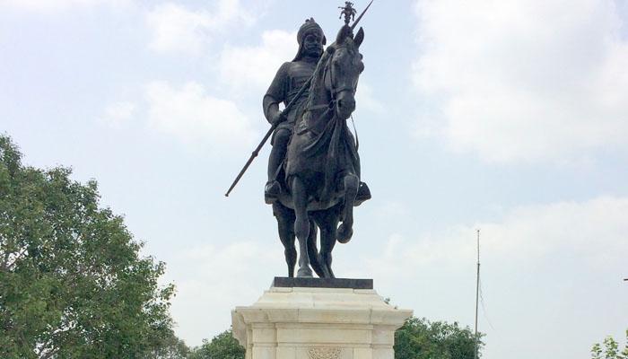 the Pratap Memorial