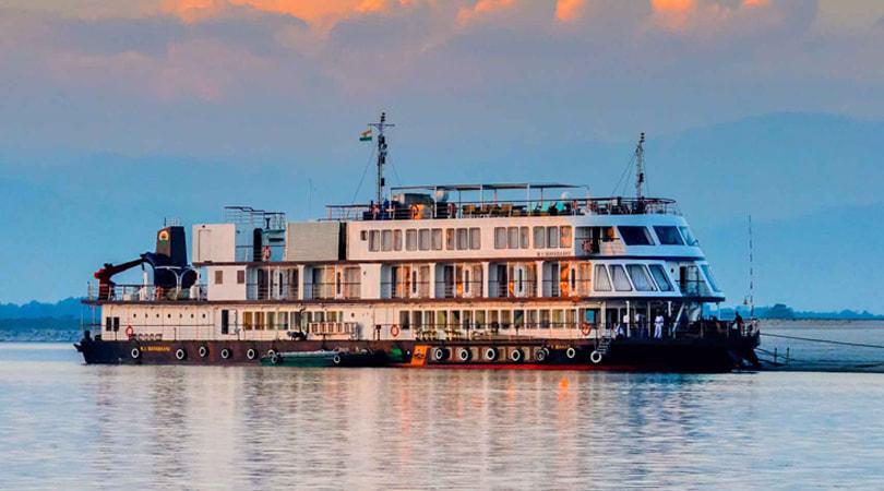 Brahmaputra River Cruise Assam