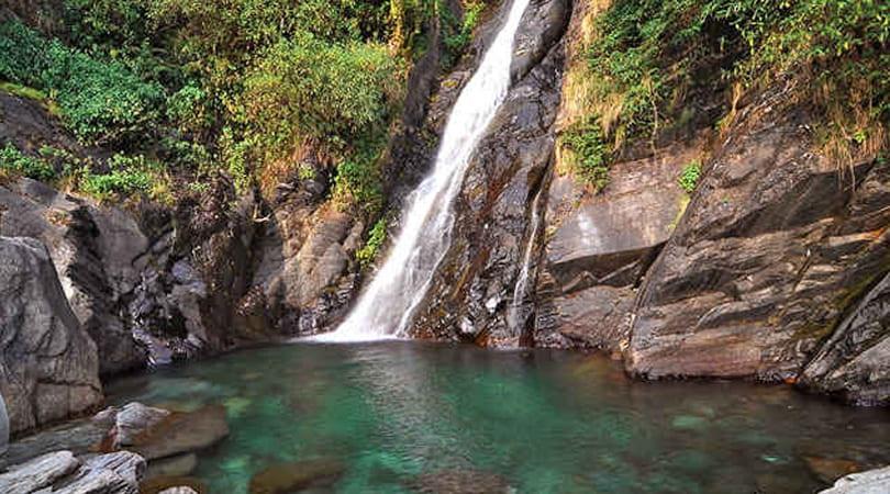 Bhagsu Waterfalls Himachal Pradesh
