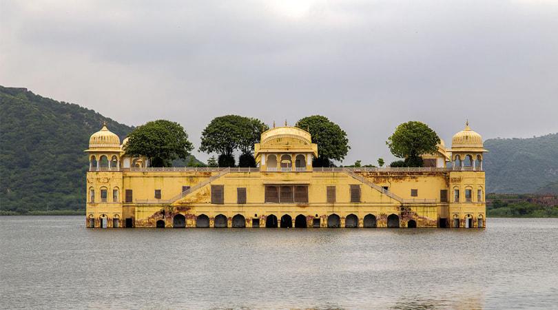 Mansagar Lake jaipur