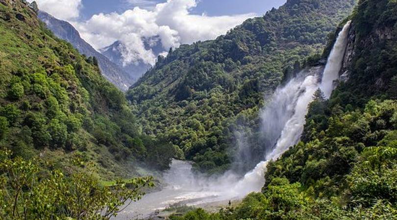 Nuranang Falls Arunachal Pradesh