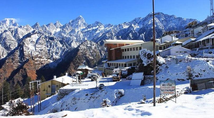 Auli,-Uttarakhand