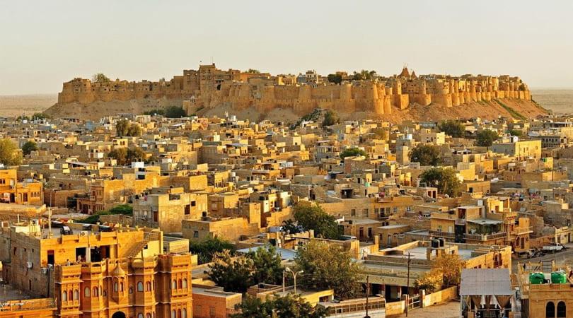 Jaisalmer-Rajasthan