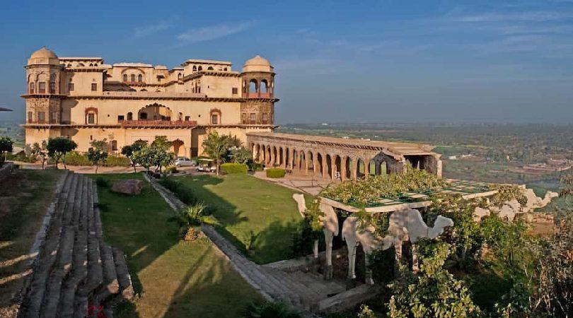 Tijara Fort-Palace, Alwar