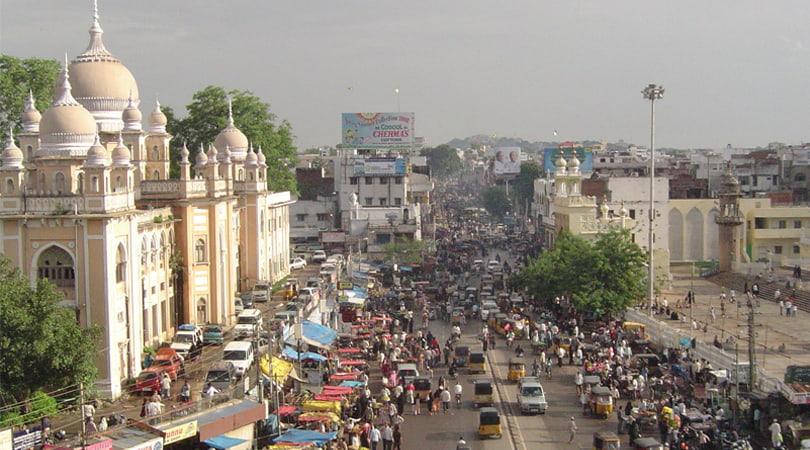 Hyderabad-cultural-city-in-india