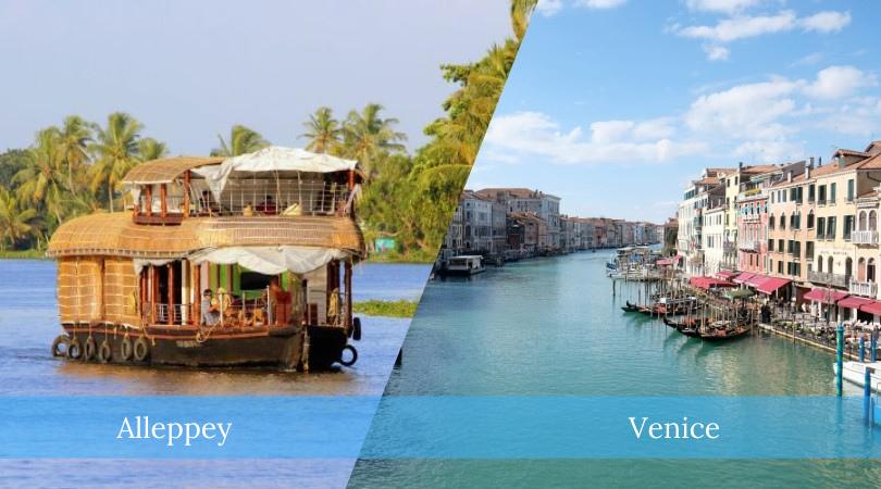 Alleppey VS Venice