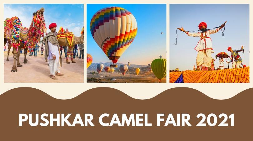 Pushkar Camel Fair 2021