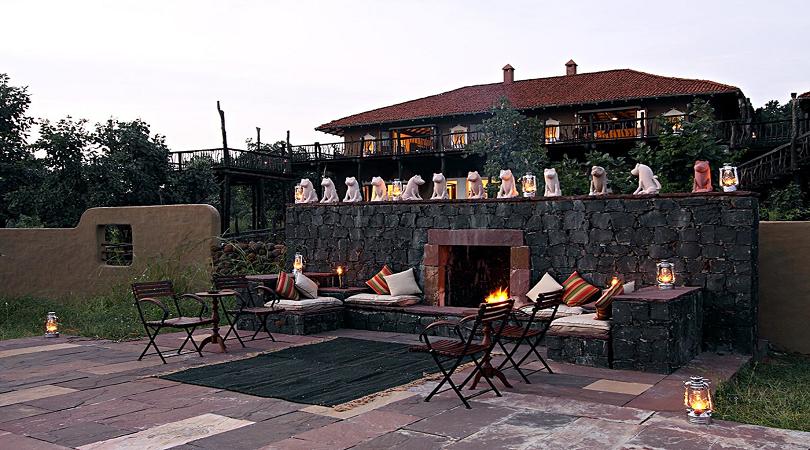Samode Safari Lodge, Bandhavgarh National Park, Madhya Pradesh