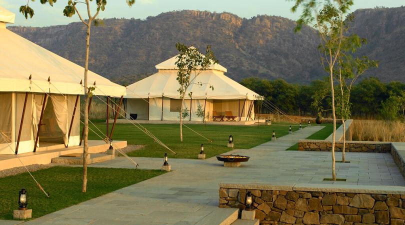 Aman-I-Khas, Rhanthambore National Park