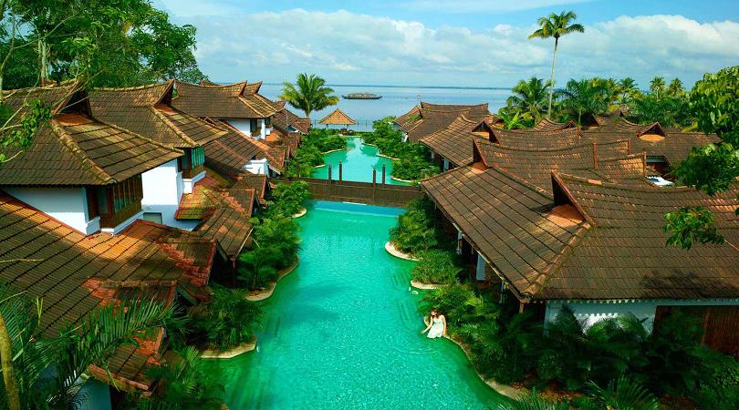 Kumarakom Lake Resort, Kerela