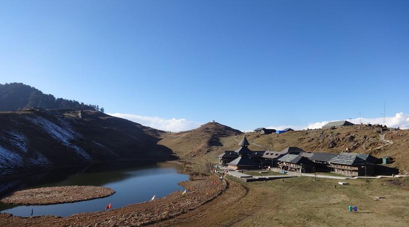 Prashar Lake, Himachal Pradesh