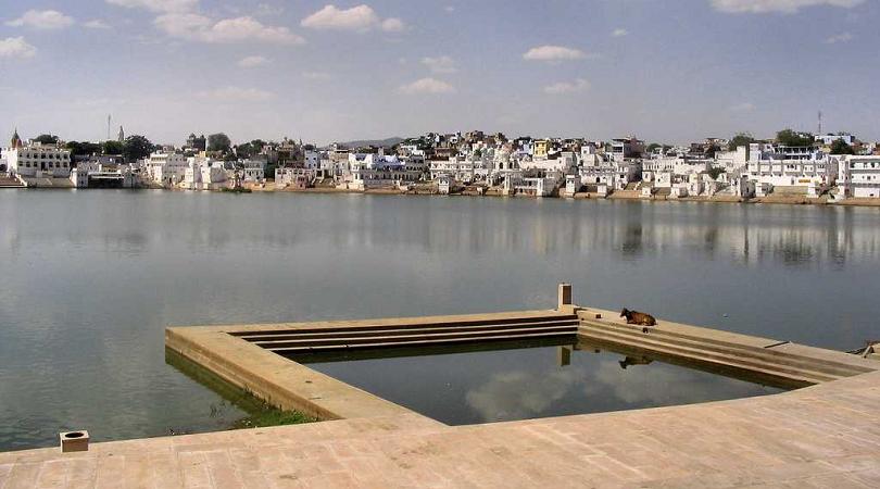 Pushkar Lake Rajasthan