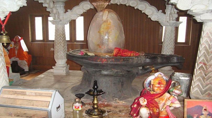 Shankaracharya Samadhi